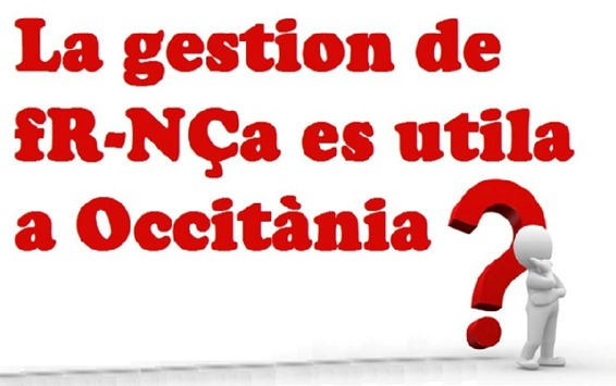 question de Occitània a fR-nça