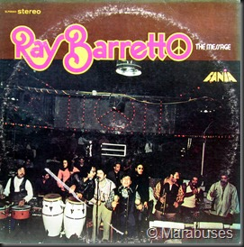 RAY BARRETTO, FRONT