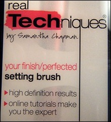 Real Techniques Setting Brush