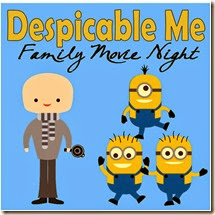 despicable me family movie night