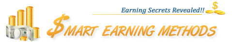 smart earning methods logo