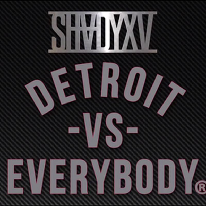 """DE AFARĂ: Eminem, Royce Da 5'9"""", Big Sean, Danny Brown, Dej Loaf, Trick Trick - Detroit Vs. Everybody (Produsă de Statik Selektah)"""