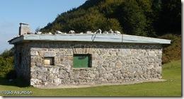 Refugio Zabalandi - Anboto - Bizkaia