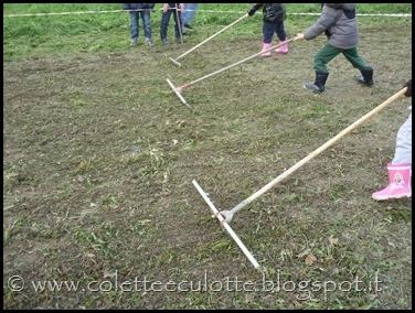 I bambini delle classi 1° della Scuola Primaria di Padulle piantano il grano! (30)
