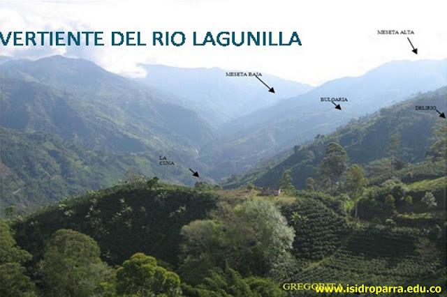 Rio Lagunilla