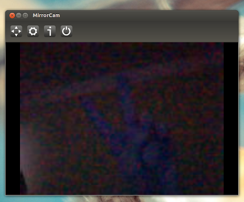 MirrorCam  su Ubuntu