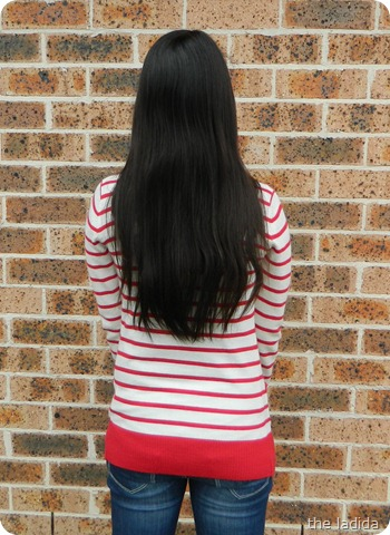 Pantene Beautiful Lengths - The Ladida donation - Before