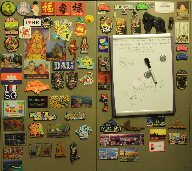 Fridge Magnet Collection_South East Asia