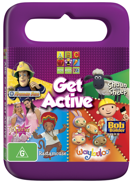 ABC for Kids - Get Active