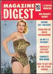 Anita Ekberg #57 - Mag. Cover