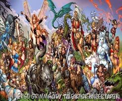 Orden de Lectura del Universo Grimm Fairy Tales por Undertaker