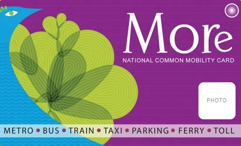 National Common Mobility Card - More
