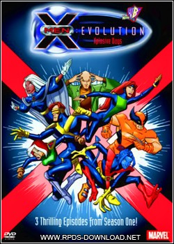 5048cc2087b9b X Men: Evolution Completo Dublado AVI HDTV