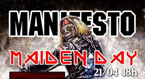 Manifesto Bar - Maiden Day 2012