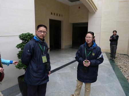 Obiective turistice Zhenjiang: ghizi muzeu