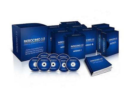 PATROCINIO 3.0 [ Curso ] – Llevando tu Multinivel a la Nueva Era. Curso de Marketing de Atracción Presencial para Negocios Multinivel