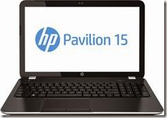 Flipkart:Buy HP Pavilion 15-n205TX Laptop at Rs. 33190  (2GB Graph/3rd Gen Ci3 4GB/ 500GB/ Win8.1)