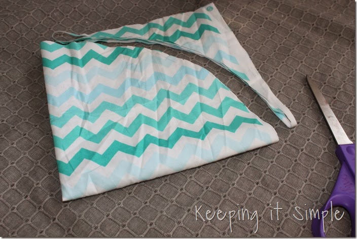 Keeping it Simple: Easy Kitchen Aid Bowl Cover Sewing Tutorial