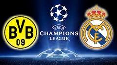 Head to Head Dortmund vs Real Madrid
