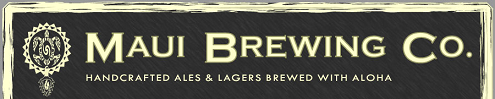image sourced from Maui Brewing's website