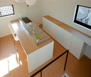 arquitectura y diseño interior cocina moderna