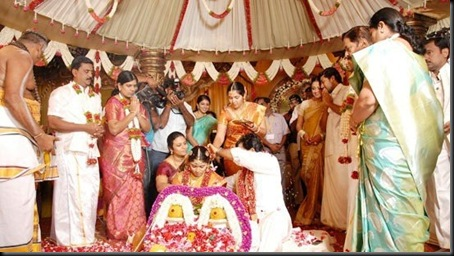 tamil actor Karthik Sivakumar Marriage Ranjani
