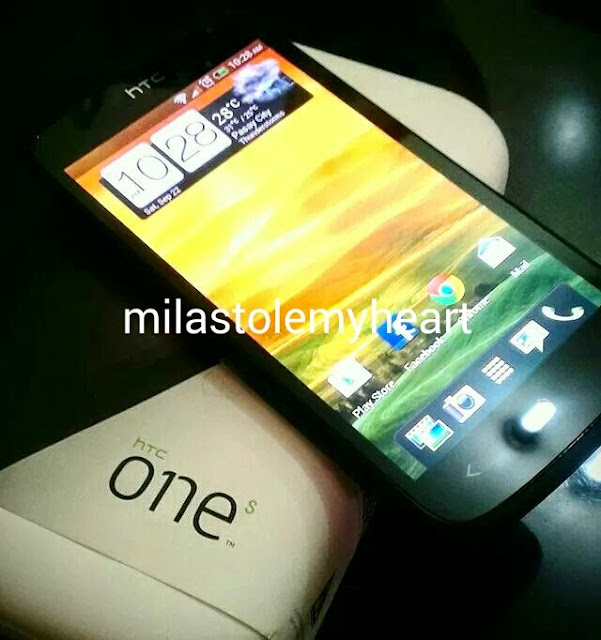 milastolemyheart, HTC One X