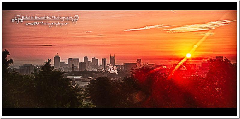 Nashville Sunrise 5-28-11-4