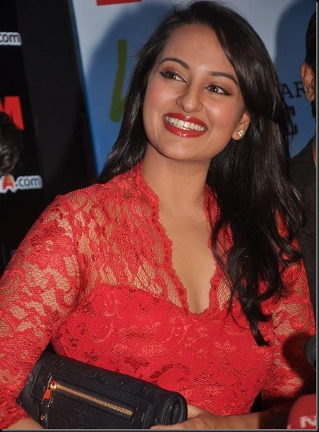 Sonakshi Sinha at FHM anniversary celebrations4_