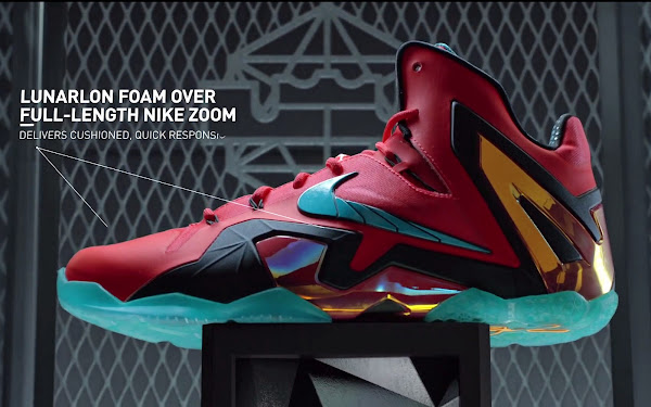 Nike Elite Series Choose Your Path to Glory LeBron 11 Elite