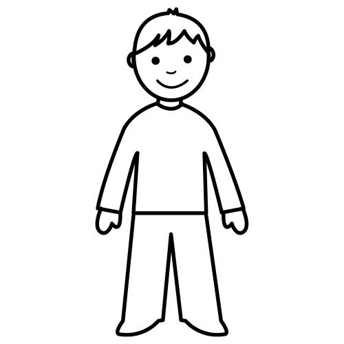 ninos para colorear - Demire.agdiffusion.com