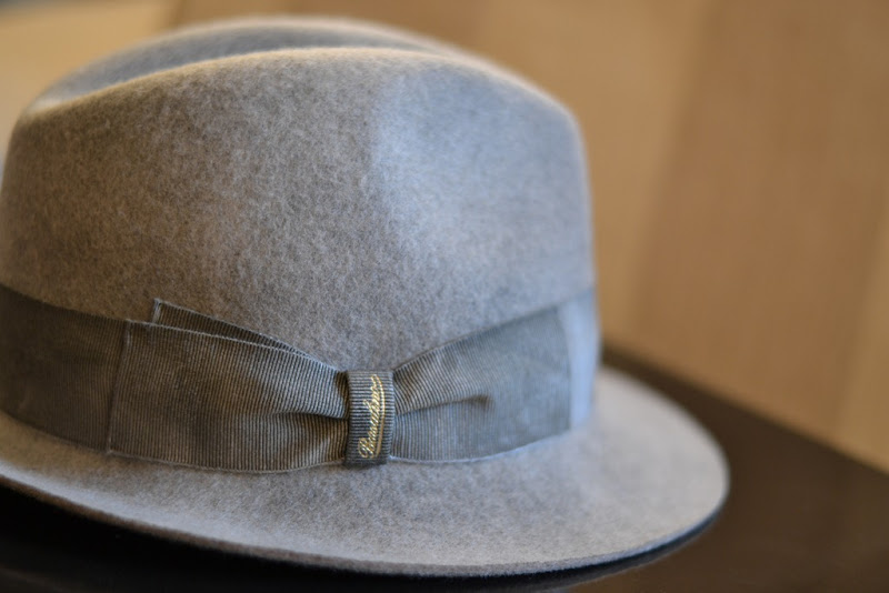 Borsalino, Borsalino Hat, Hat, Gray Hat, Borsalino Gray Hat, Gray Hat, Fashion Blogger, Fashion Blogger Firenze, Italian Fashion Bloggers