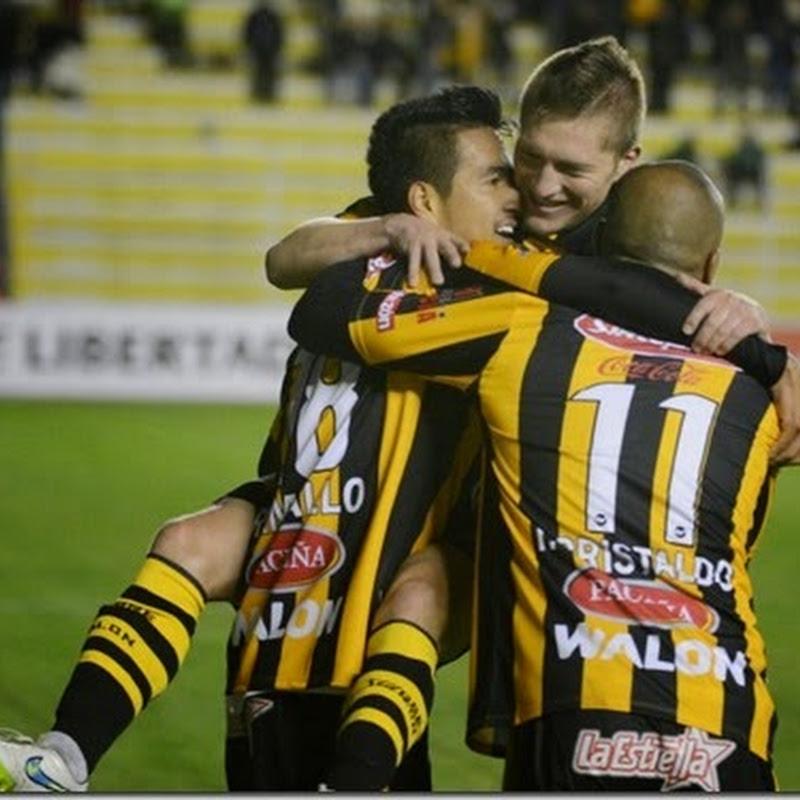 Libertadores 2015: El Tigre gana 3-1 a Internacional
