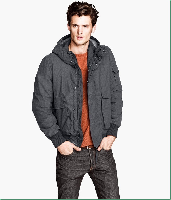 Men's Casual Wear: Garrett Neff for HM Fall/Winter 13