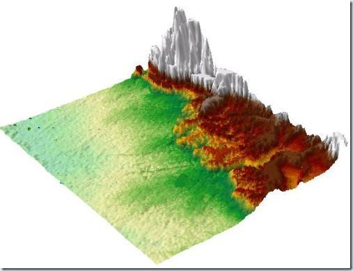 F7. modelo 3D parcial