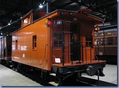 1897 Pennsylvania - Strasburg, PA - Railroad Museum of Pennsylvania - H&BT No. 16 caboose