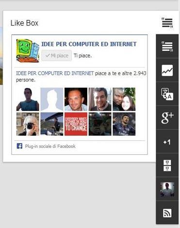 widget-like-box-facebook-blogger
