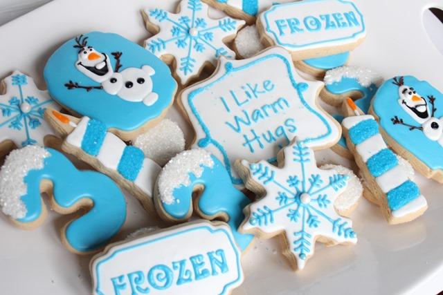 Frozen Cookies 136