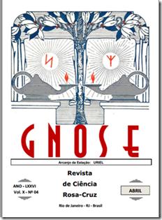GNOSE ABRIL 2013