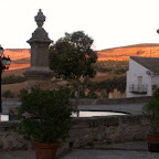 Sunset in Alhama de Granada