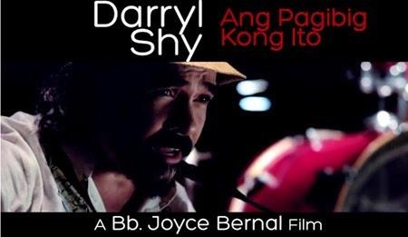 Darryl Shy in Ang Pag-ibig Kong Ito filmeo directed by Bb Joyce Bernal