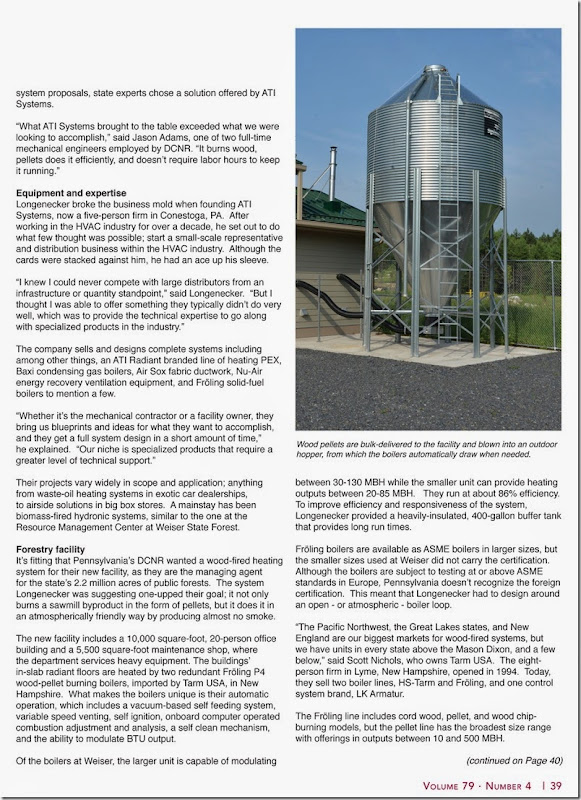 The Chief Engineer Article Page 2