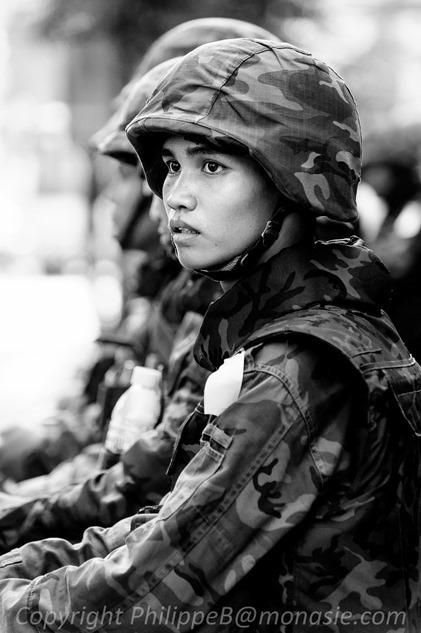 Manif Silom 2010