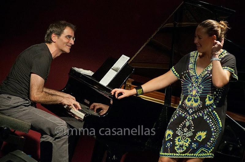 Xavi Algans i Susana Sheiman, Vilafranca 2014