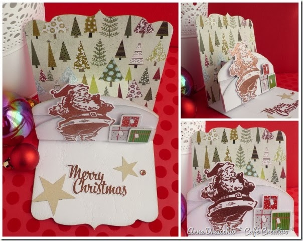 cafe creativo - Anna Drai - sizzix big shot - christmas card pop up (2)
