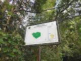 Forest sign on Gunung Ranai (Dan Quinn, September 2013)