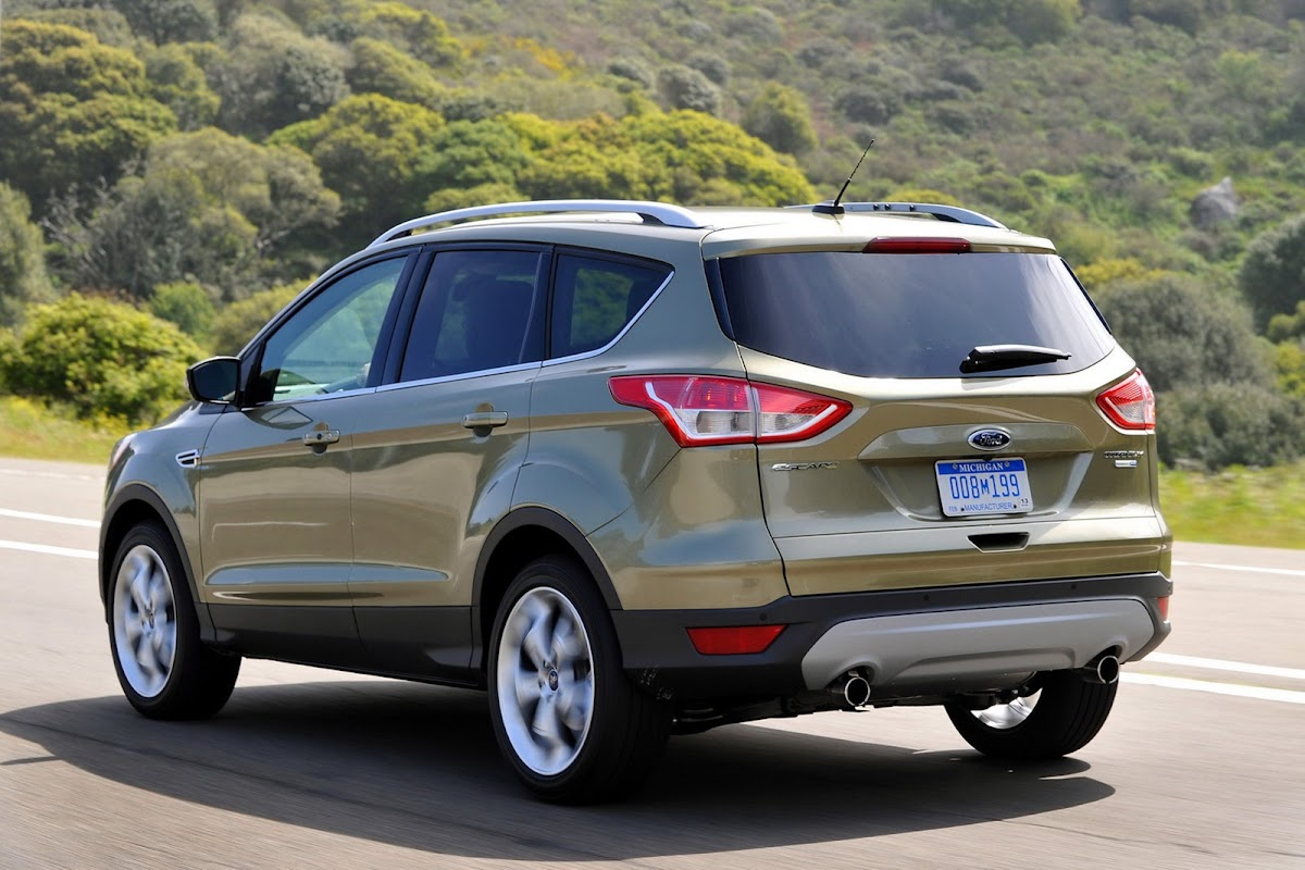 2013 ford escape 6