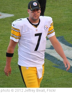 'Ben Roethlisberger' photo (c) 2012, Jeffrey Beall - license: http://creativecommons.org/licenses/by-sa/2.0/