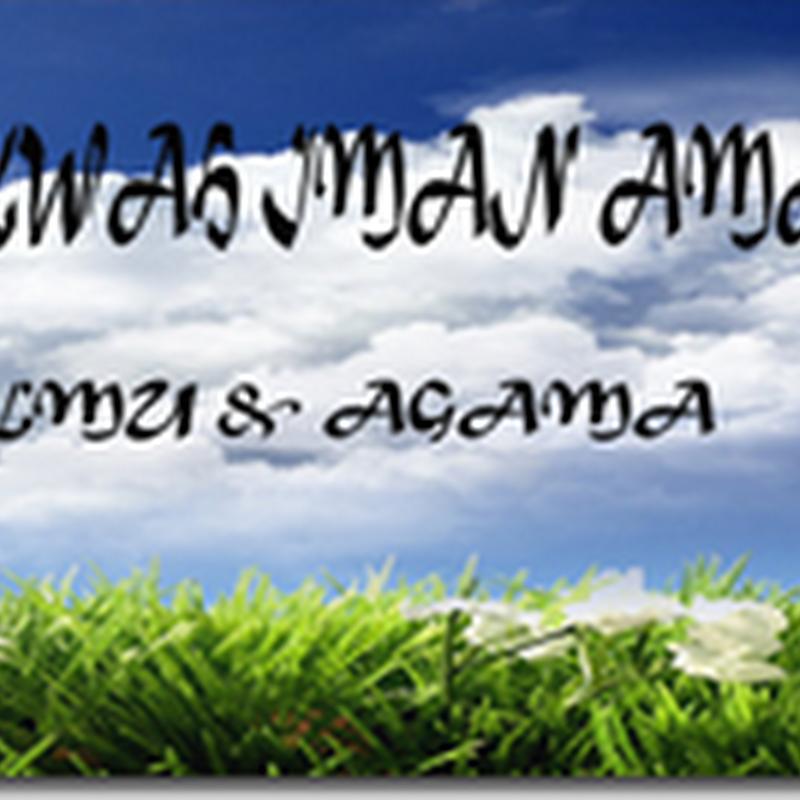 Jalan-Jalan Blog : 5 blog baru lagi 2012/1