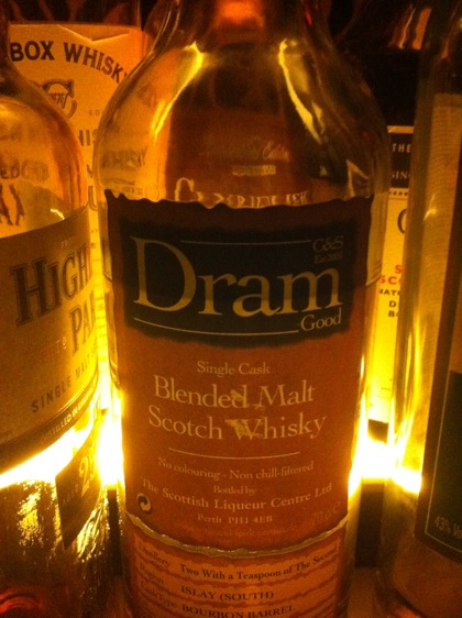DRAM GOOD TWO with a TEAspoon